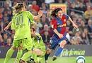 Antológico gol de Messi
