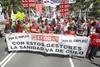 Huelga de empleados públicos en La Rioja