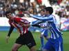 Fútbol 2ªB: Ponferradina 2 - CD Logroñés 1