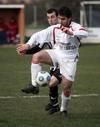 Tercera división: San Marcial 0 - Haro 0