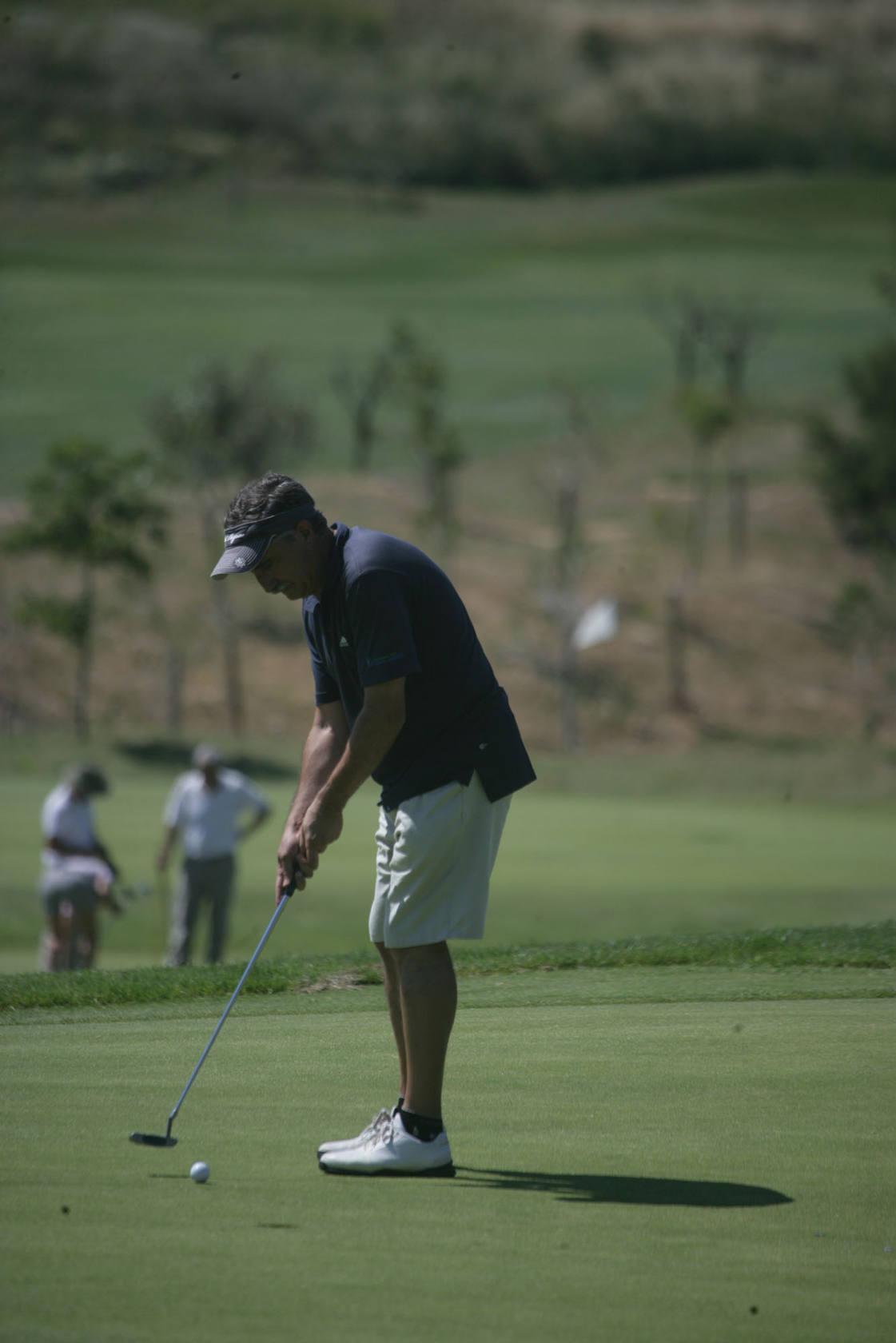 III Liga de Golf y Vino: torneo de los patrocinadores (Jugadas II)