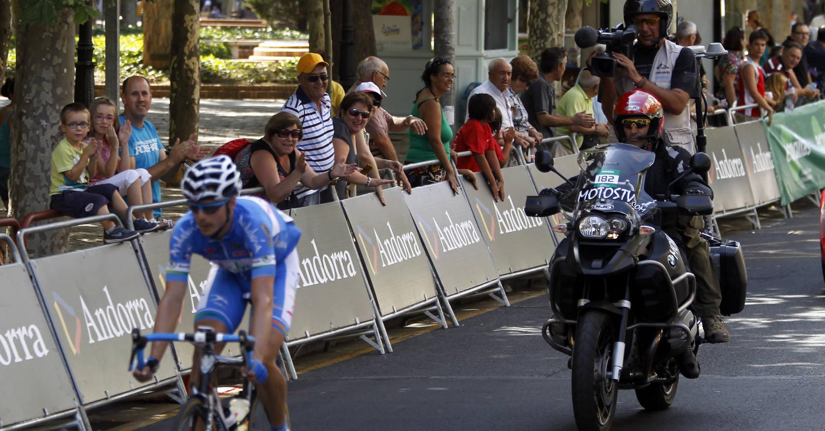 5º Etapa de la Vuelta Ciclista España 2012