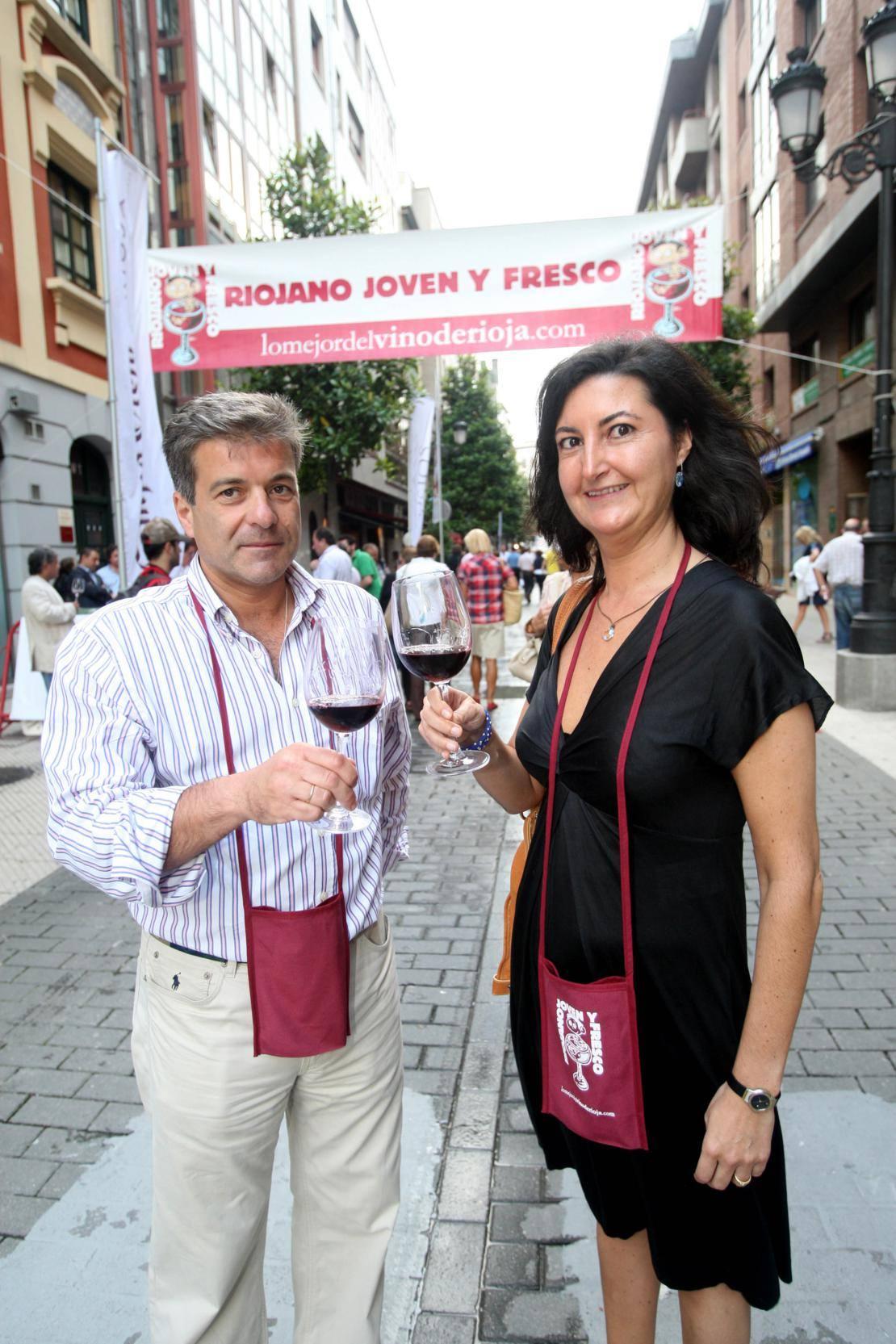 Riojano Joven y Fresco Oviedo