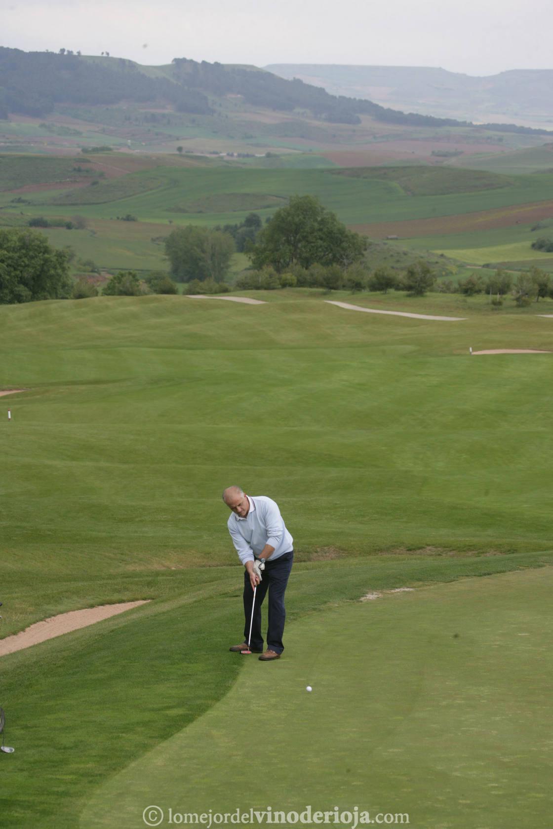 III Liga de Golf y Vino: Torneo Ramón Bilbao (Jugadas II)