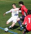 Fútbol 3ª div: Vianés 1 - San Marcial 4
