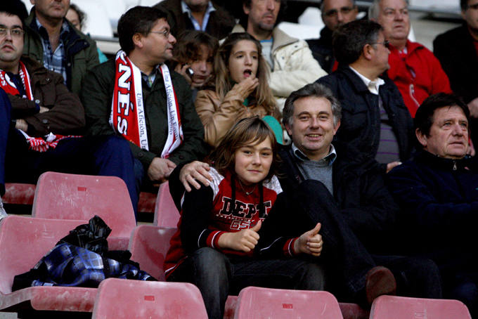 Segunda B: SDL 1 - Zaragoza B 1