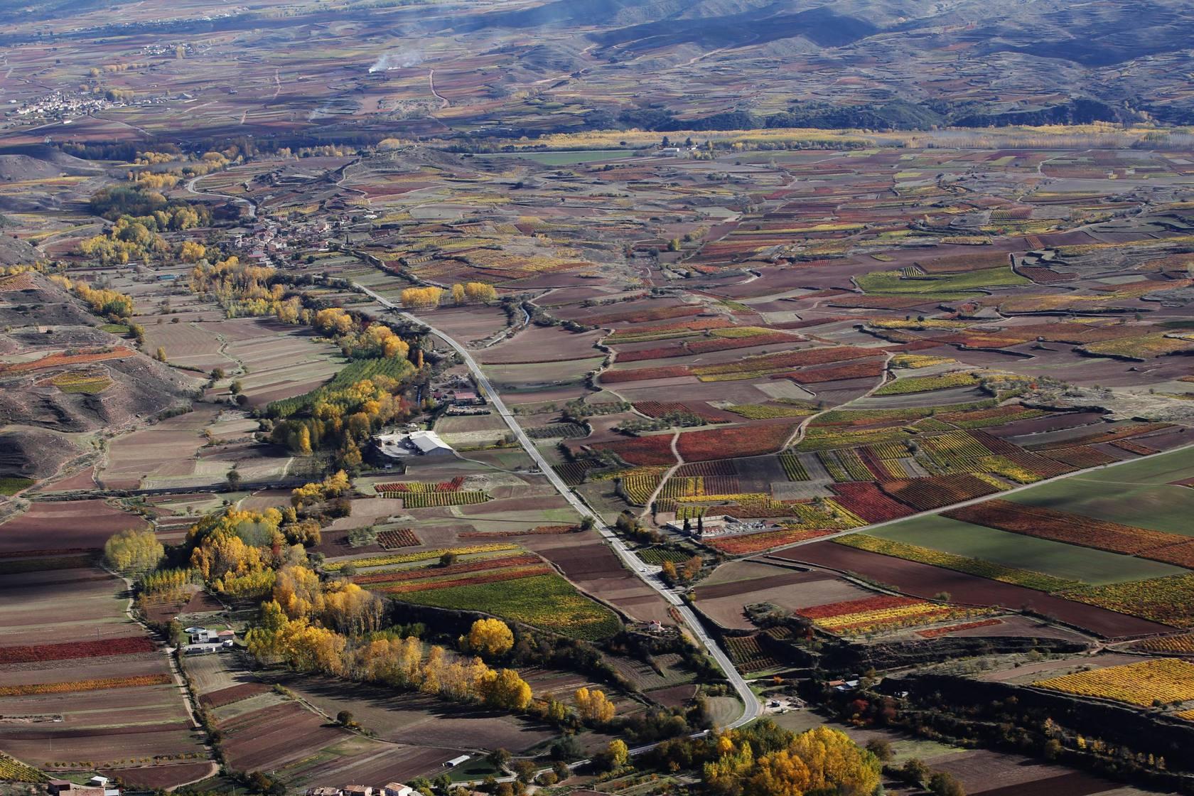 De la Demanda (San Millán) a la Sierra de Cantabria (Laguardia)