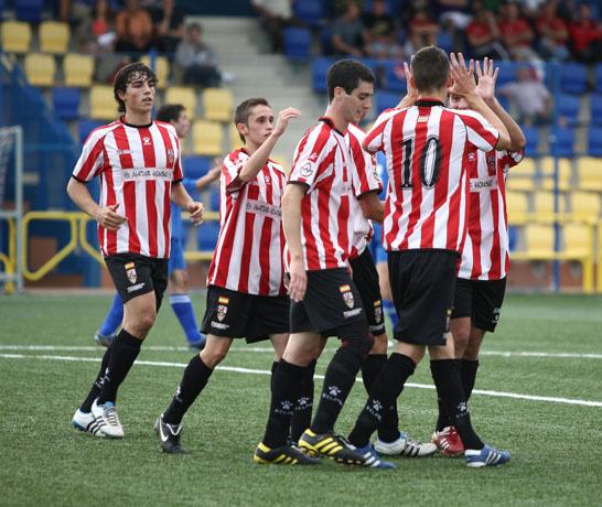 Las imágenes de la primera jornada de Tercera División