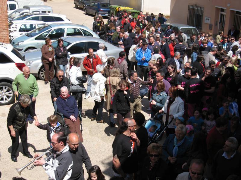 Fiestas de la Hermedaña en Medrano