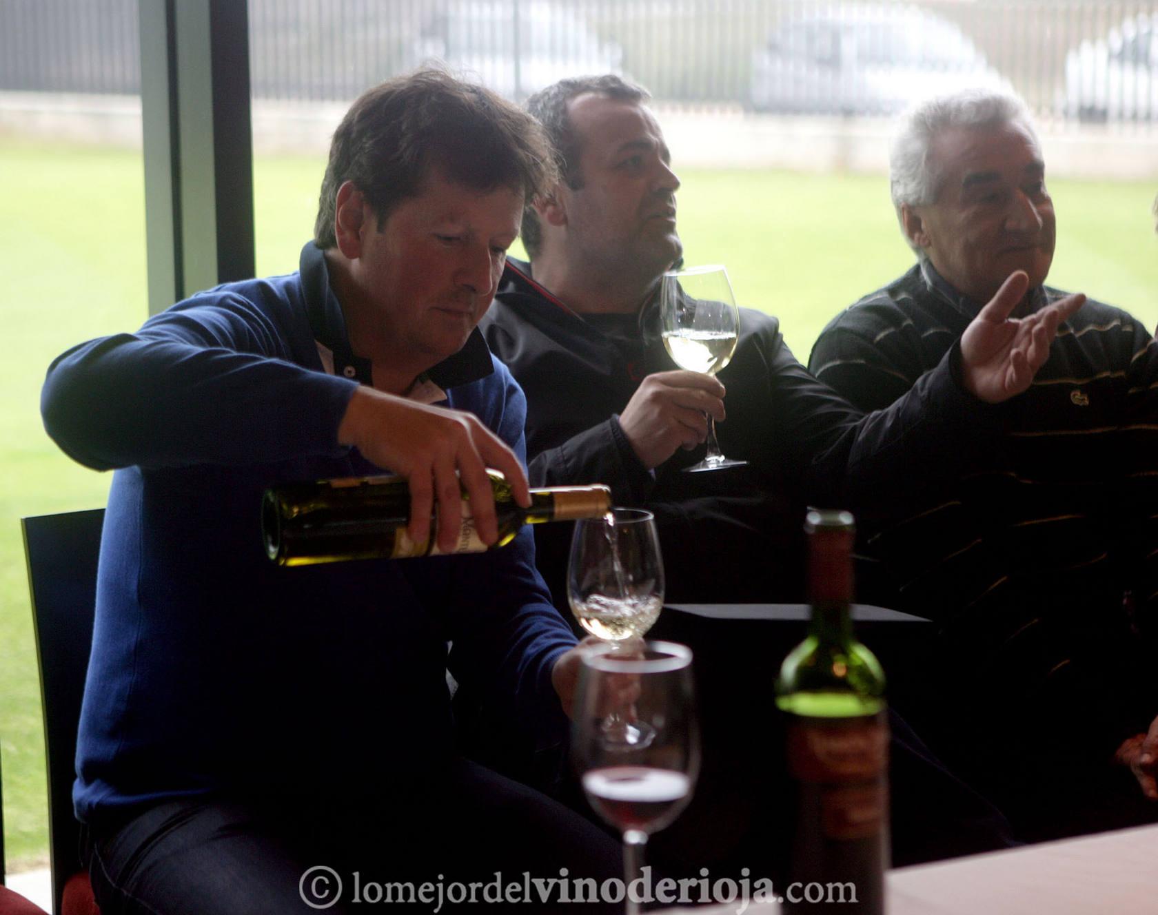 III Liga de Golf y Vino: Torneo Ramón Bilbao (Premios I)