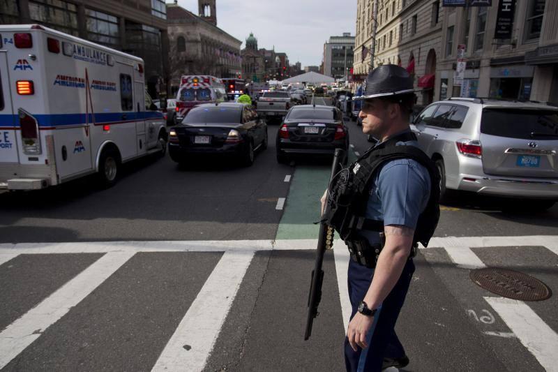 Tragedia en el maratón de Boston