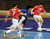 Fútbol sala: Diamante 3 - UCAM Murcia 8
