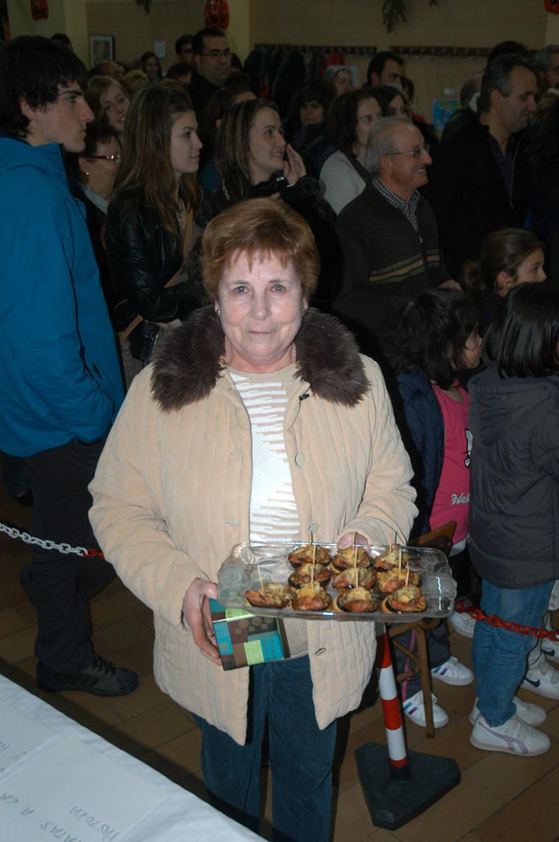 Concurso de pinchos y día de las calaveras en Cornago