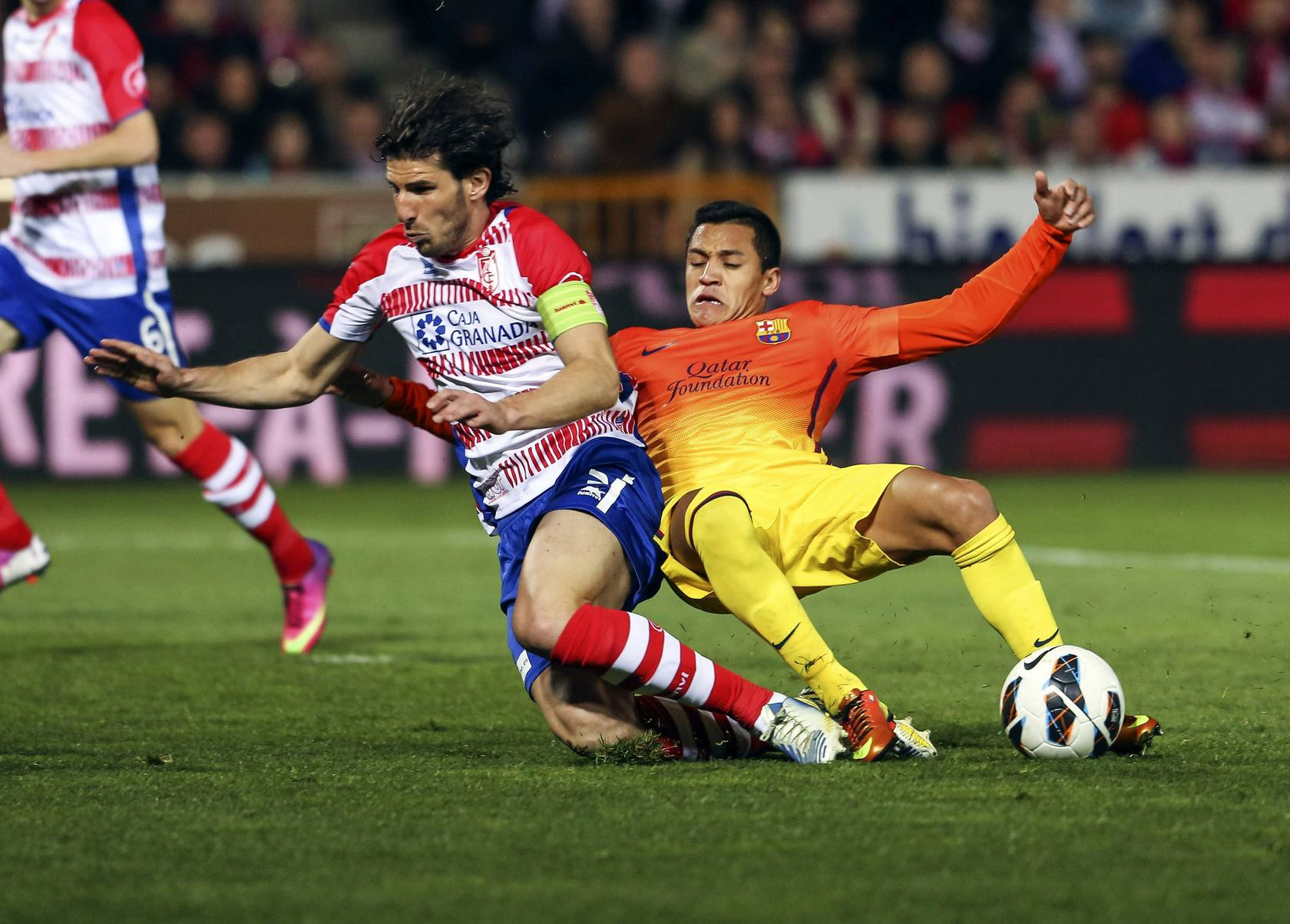 Granada-Barcelona (Liga)