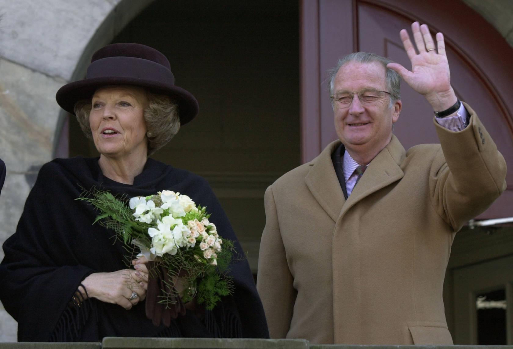 La vida de Alberto II de Bélgica, en imágenes