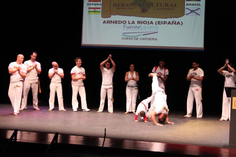 Gala del Grupo de Apoyo a Fortaleza en Arnedo