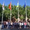 Logroño celebra el día de Europa