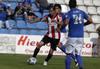 Segunda B: Alicante 0 - UDL 1