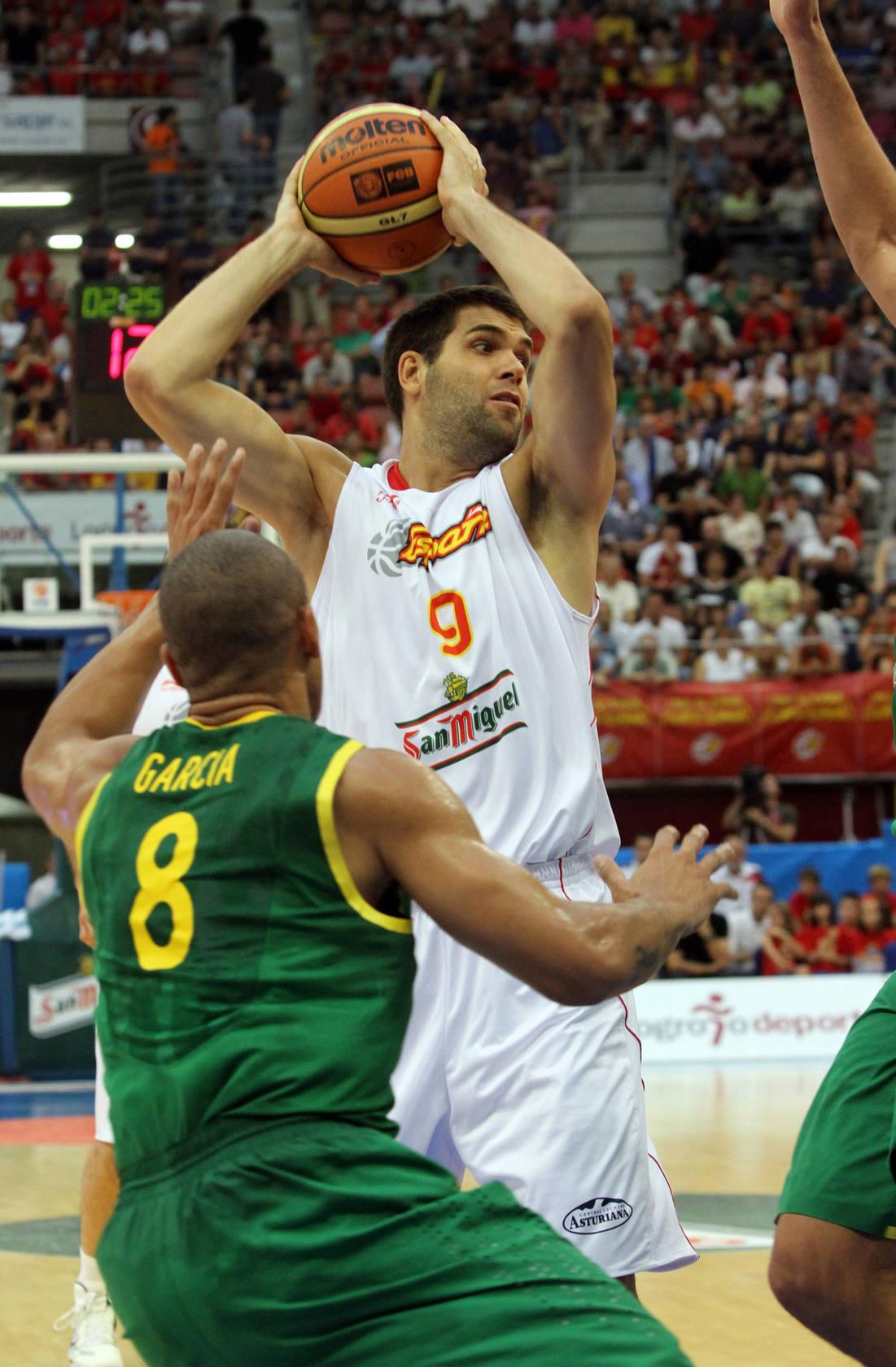 Torneo Internacional Baloncesto 2010