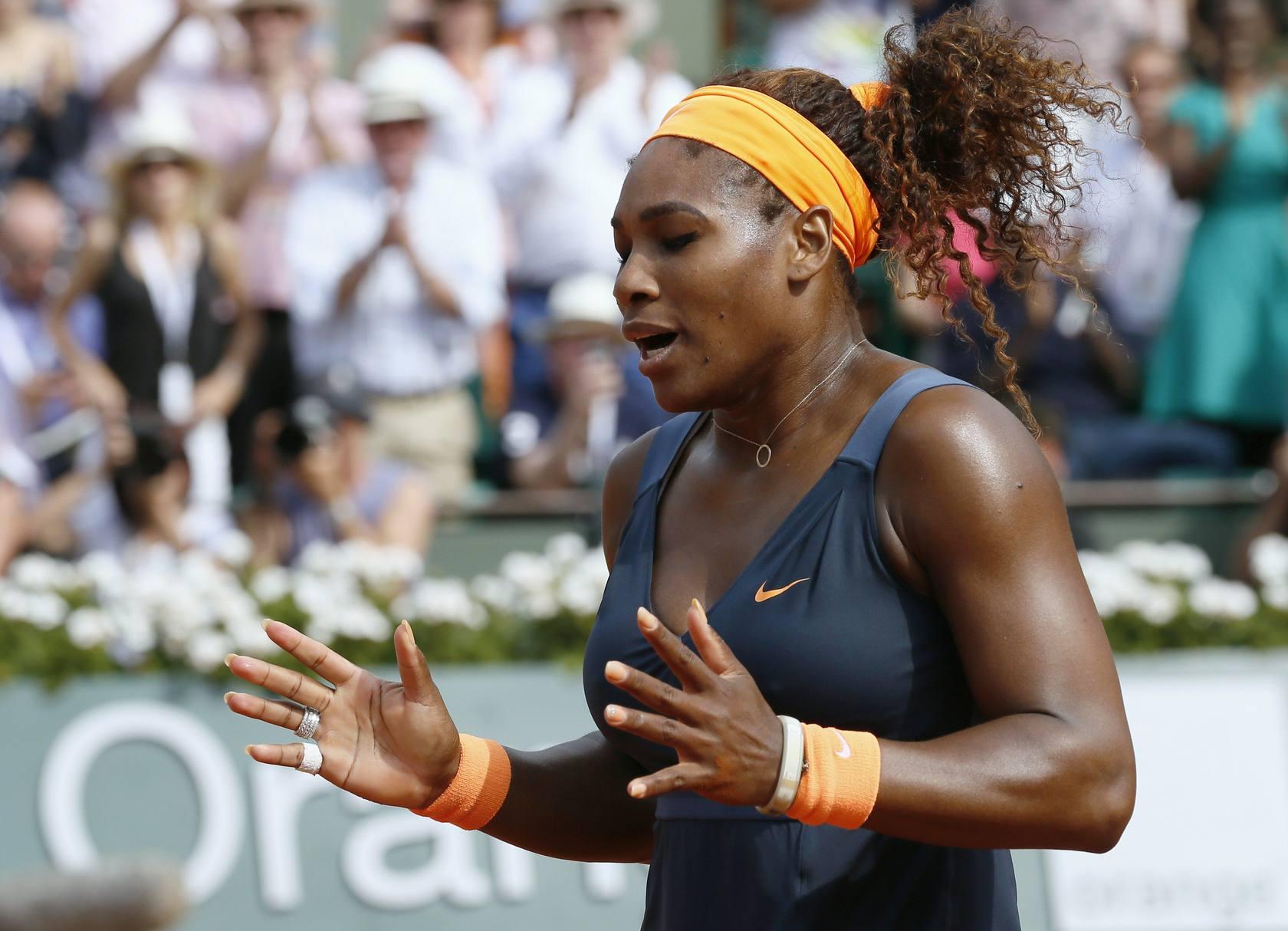 Serena gana su segundo Roland Garros