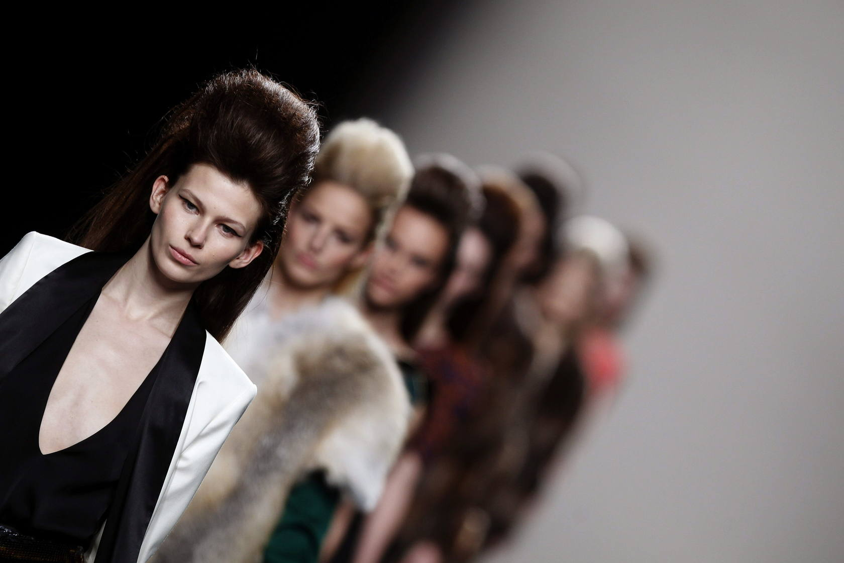 Primer día de FashionWeek Madrid
