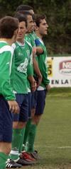 Tercera División: San Marcial 3 - Berceo 1