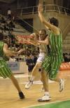 Baloncesto LEB Plata: CAI Huesca 73 - Caja Rioja 71