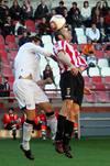 Segunda B: UD Logroñés 1 - Osasuna B 3