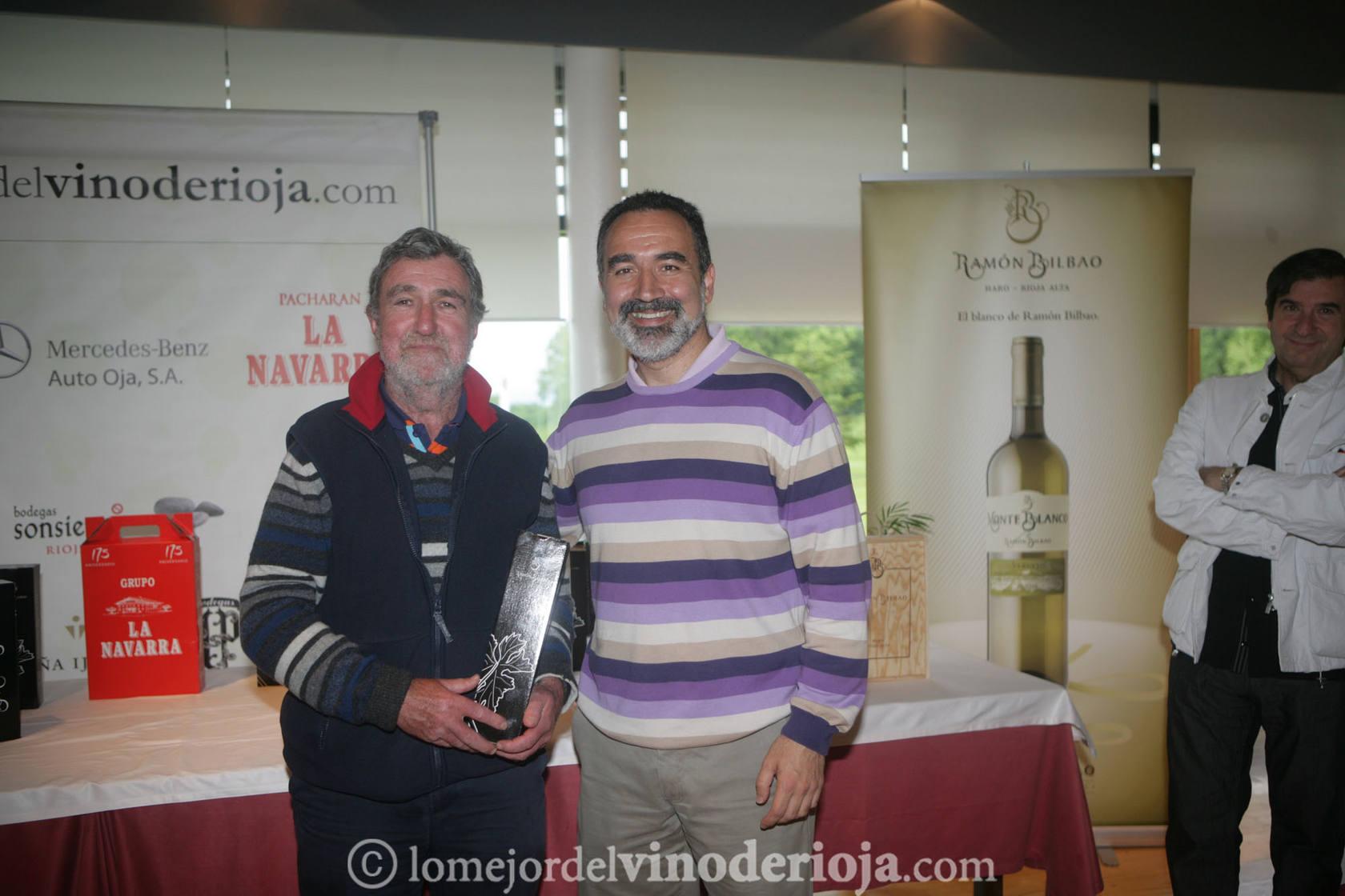 III Liga de Golf y Vino: Torneo Ramón Bilbao (Premios II)