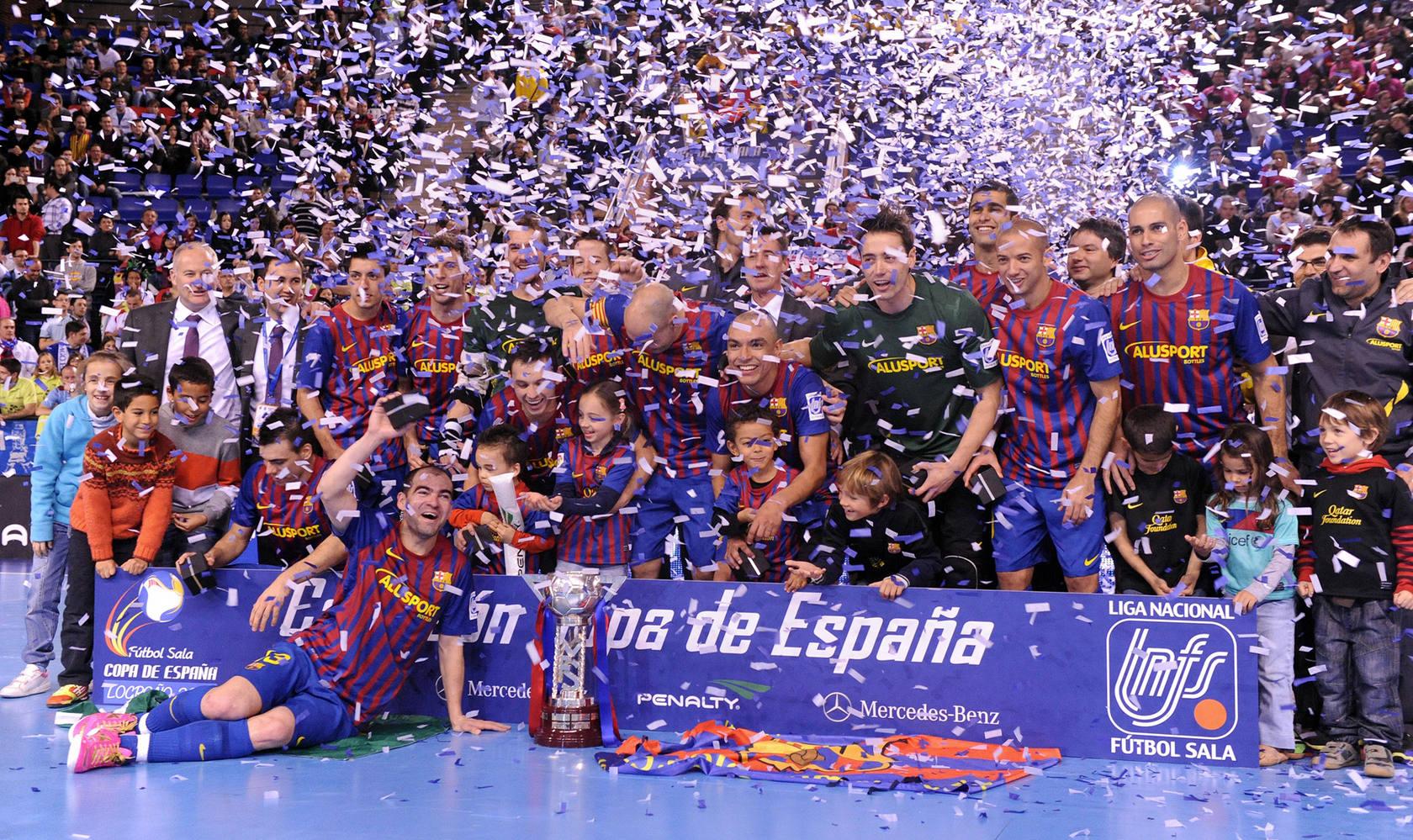 Copa de España de Fútbol Sala 2012
