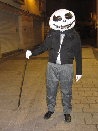La marcha de Halloween