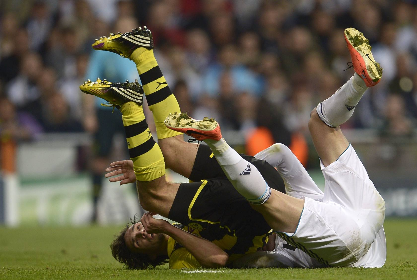 Real Madrid-Borussia de Dortmund (vuelta de semifinales)
