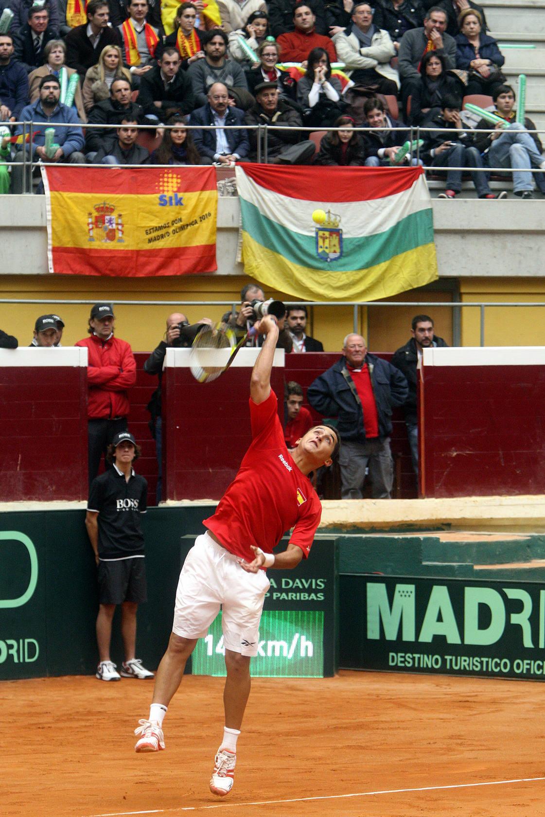 Copa Davis 2010 - España-Suiza